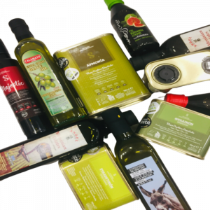 Olives Oils & Vinegars