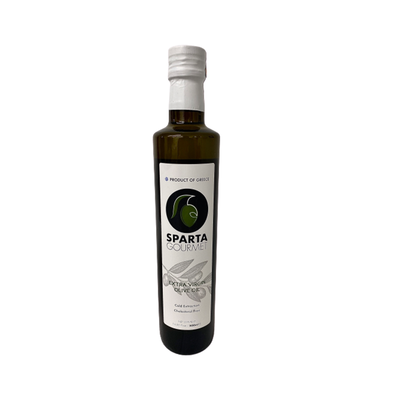 Sparta Gourmet Virgin Oil